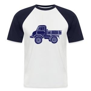 Lastwagen 2 - Männer Baseball-T-Shirt