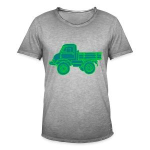 Lastwagen 2 - Männer Vintage T-Shirt