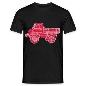 Lastwagen 2 - Männer T-Shirt