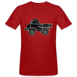 Lastwagen 2 - Männer Bio-T-Shirt
