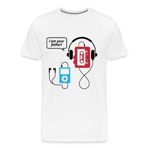 I am your father - T-shirt Premium Homme