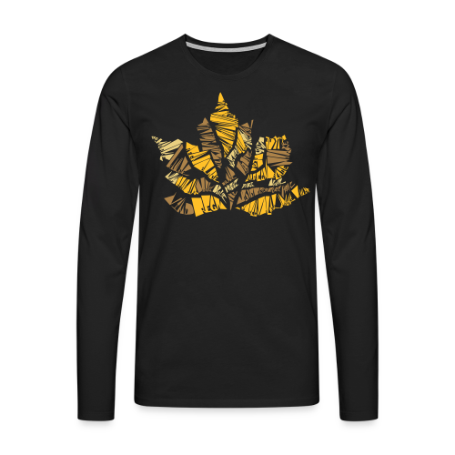 [FALL] Men's T-Shirt - Men's Premium Longsleeve Shirt