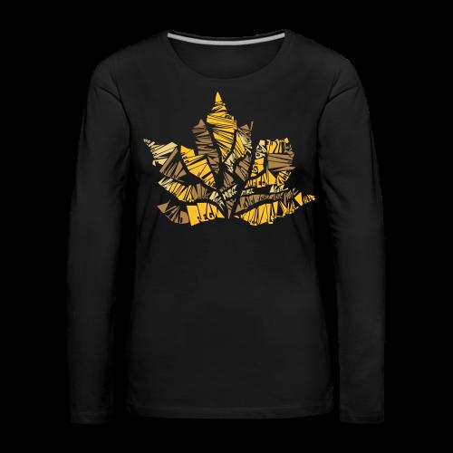 [FALL] Women's T-Shirt - Women's Premium Longsleeve Shirt