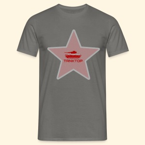 the real tanktop - Männer T-Shirt