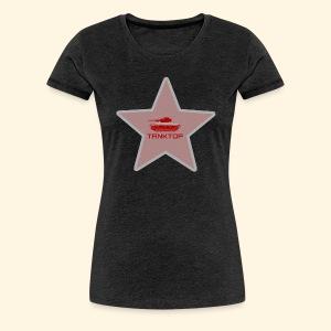 the real tanktop - Frauen Premium T-Shirt