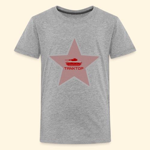 the real tanktop - Teenager Premium T-Shirt