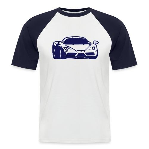 mclaren - T-shirt baseball manches courtes Homme