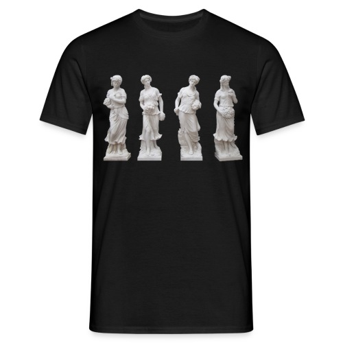 Marble Girls T-Shirt - Men's T-Shirt