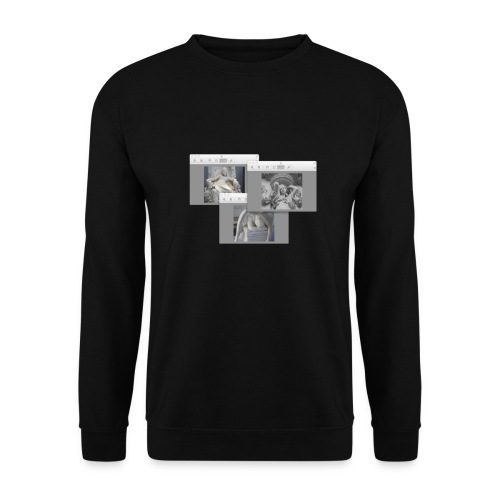 Pc Art Scape Sweatshirt - Men's Sweatshirt