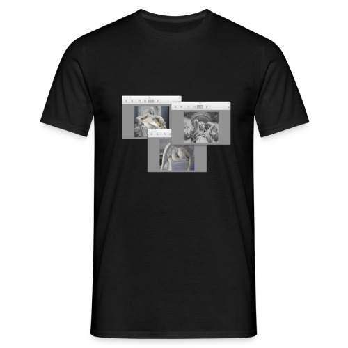 Pc Art Scape T-Shirt - Men's T-Shirt
