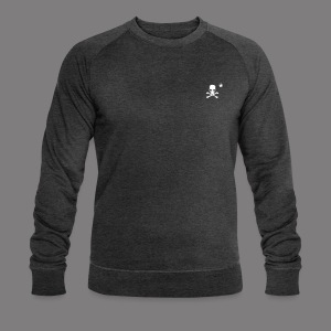 Motorcycles Deluxe Sweatrer Grey - Sweat-shirt bio Stanley & Stella Homme