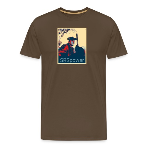 Srspower Picture Hoodie - Men's Premium T-Shirt