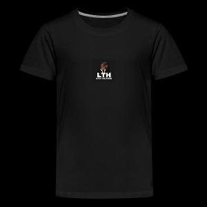 LTH Logo Shirt - Teenage Premium T-Shirt