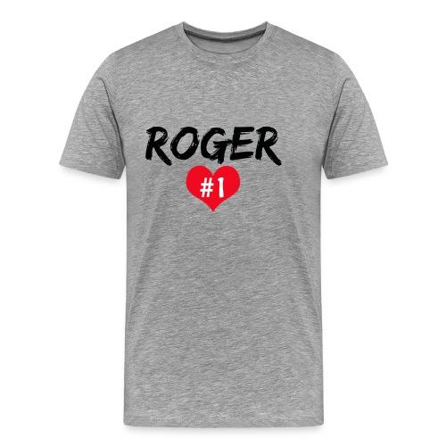 Federer - Männer Premium T-Shirt