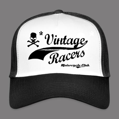 Vintage Racers truck Cap - Trucker Cap