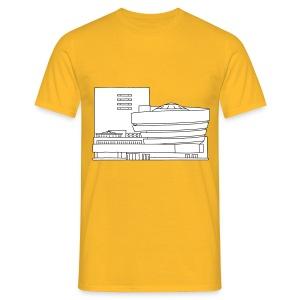 Guggenheim Museum New York 2 - Männer T-Shirt