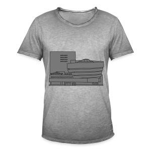 Guggenheim Museum New York 2 - Männer Vintage T-Shirt