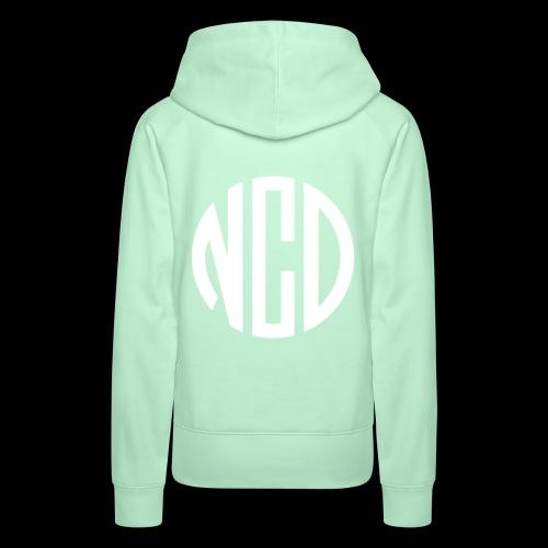 NCD Girl Hoodie - Frauen Premium Hoodie