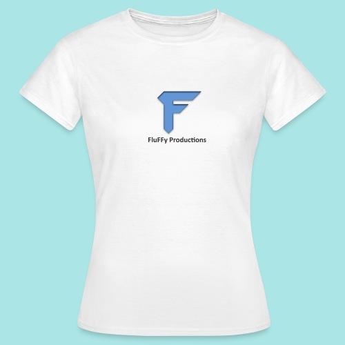 FluFFy Prdouctions T-Skjorte for Kvinner - T-skjorte for kvinner