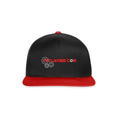 Pitlanes.com Snapback - Snapback Cap