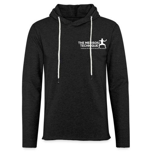 Light Unisex Sweatshirt Hoodie Grey - Light Unisex Sweatshirt Hoodie