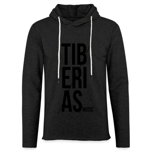 Leichtes Kapuzensweatshirt Unisex TiberiasMusic - Leichtes Kapuzensweatshirt Unisex