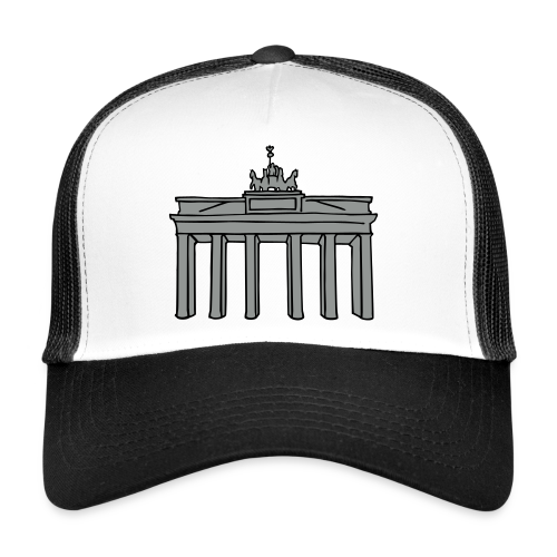 Brandenburger Tor Berlin 2 - Trucker Cap