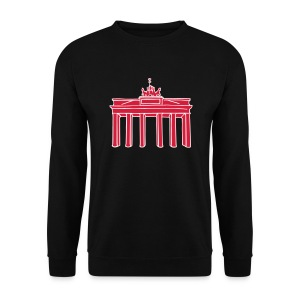 Brandenburg Gate in Berlin 2 Hoodies & Sweatshirts - Men's Sweatshirt