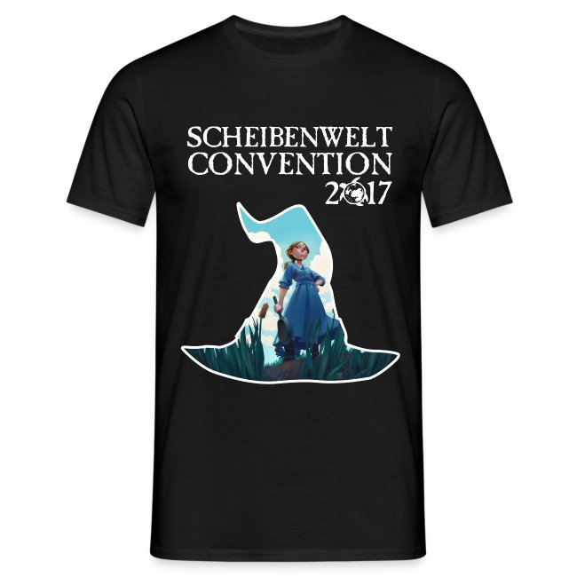 Scheibenwelt Convention 2017 T-Shirt Motiv Tiffany