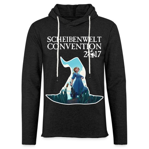 Scheibenwelt Convention 2017 Kaputzenshirt Motiv Tiffany - Leichtes Kapuzensweatshirt Unisex