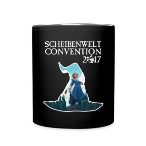 Scheibenwelt Convention 2017 Tasse Motiv Tiffany - Tasse einfarbig