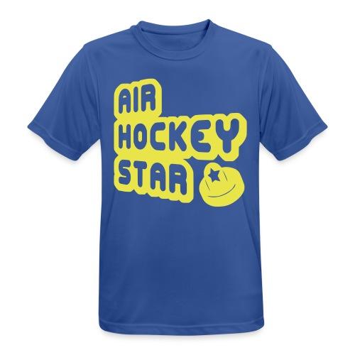 Air Hockey Star Men's Breathable T-Shirt - Men's Breathable T-Shirt