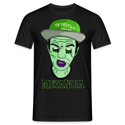 METANOIA Z Mens T-Shirt - Men's T-Shirt