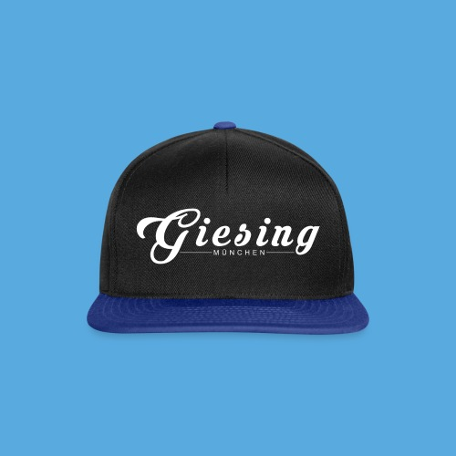 Cap Giesing - München - Snapback Cap