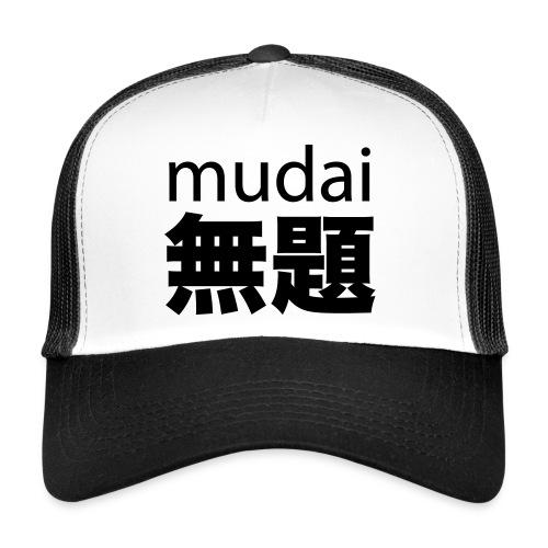 MUDAI Trucker - Trucker Cap