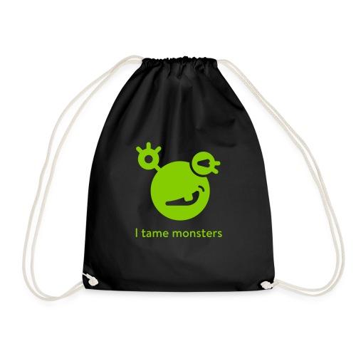 mySugr Monster Tamer bag - Drawstring Bag