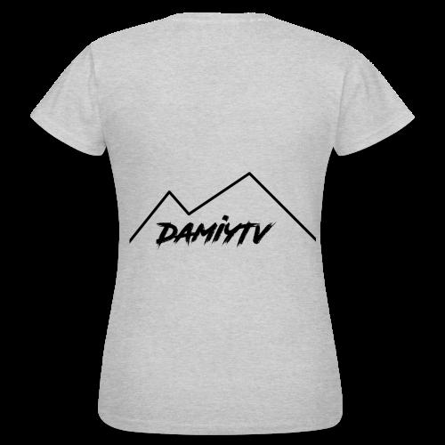 DamiyTV T-Shirt [Weiblich] - Frauen T-Shirt