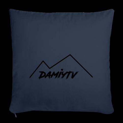 DamiyTV Sofakissenbezug [44x44} - Sofakissenbezug 44 x 44 cm