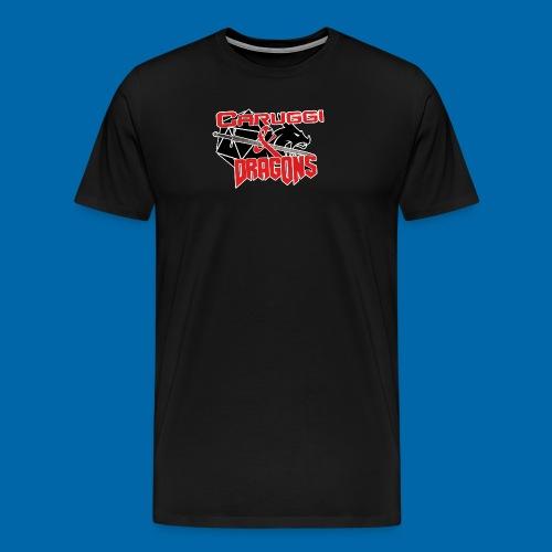 Maglietta UOMO - Caruggi and Dragons - Maglietta Premium da uomo