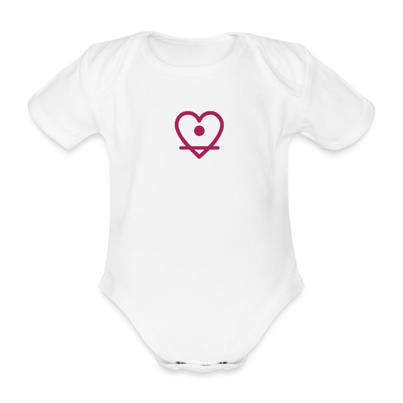 VoliM! - Organic Short-sleeved Baby Bodysuit