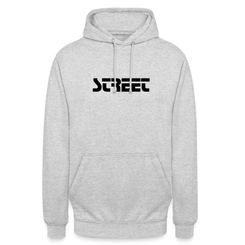Meilleur vente Pull simple street - Sweat-shirt à capuche unisexe