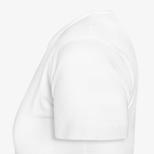 DBR Shirt - Rundhals - Damen - weiss