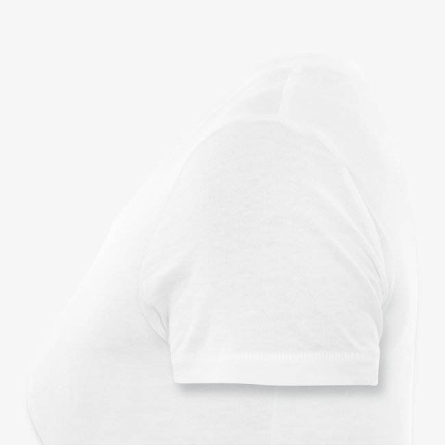 DBR Shirt - V-Ausschnitt - Damen - weiss
