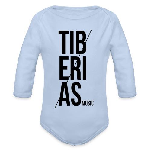Baby-Body TiberiasMusic - Baby Bio-Langarm-Body