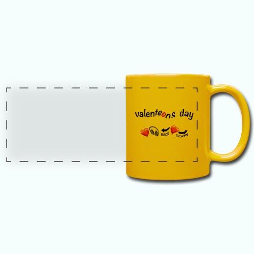 valenteens day  Tassen & Zubehör - Full Color Panoramic Mug