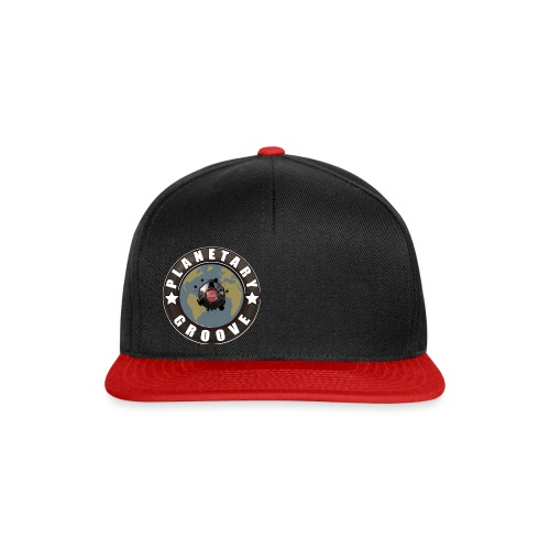Planetary Groove - Casquette snapback