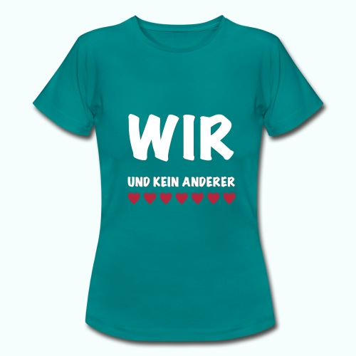 WIR  T-Shirts - Women's T-Shirt