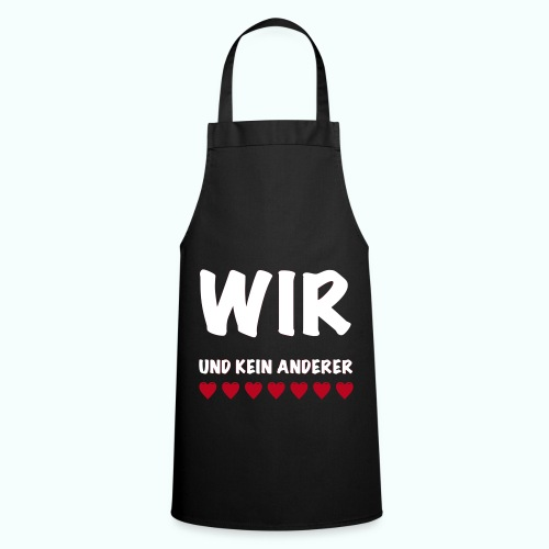 WIR  Schürzen - Cooking Apron