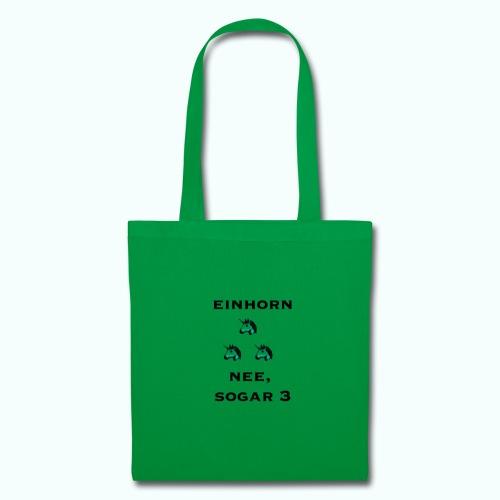 3xeinhorn  Taschen & Rucksäcke - Tote Bag
