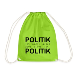 politik ist nicht alles ...